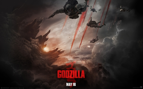 Godzilla WP2