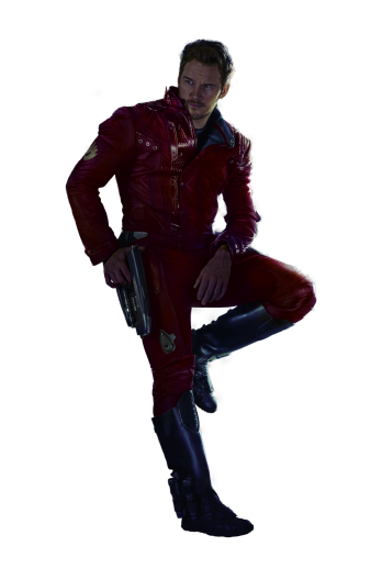 Guardians of the Galaxy's Star Lord