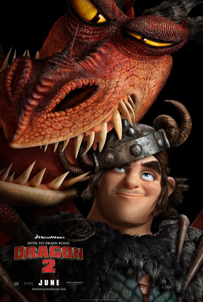 How To Train Your Dragon 2  Poster #5