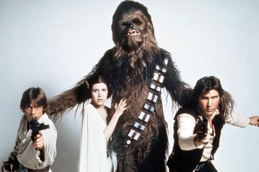 Star Wars Orginal Cast