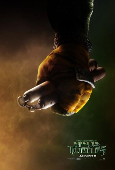 Teenage Mutant Ninja Turtles Poster #3