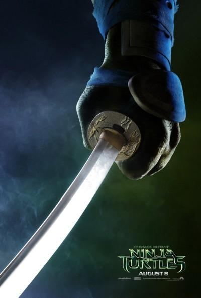 Teenage Mutant Ninja Turtles Poster #4