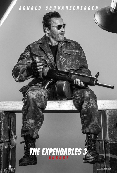 The Expendables 3 Poster #15