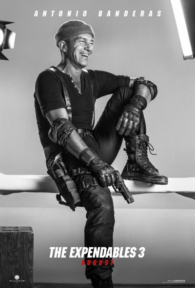 The Expendables 3 Poster #2