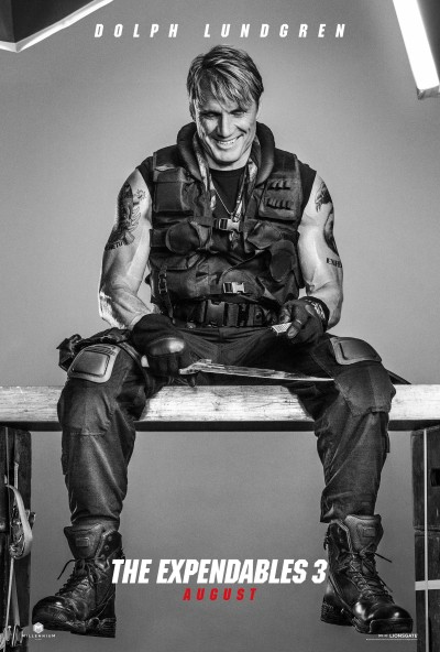 The Expendables 3 Poster #6