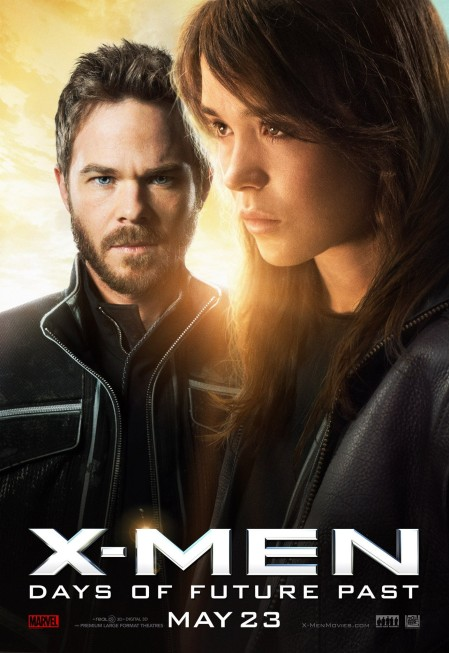 X-Men Days of Future Past Poster #10