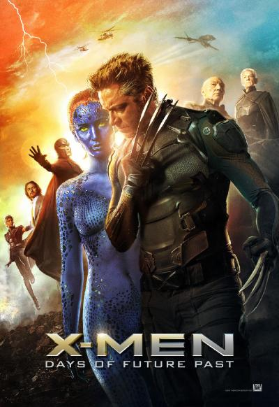 X Men Days of Future Past Poster A
