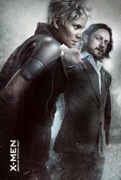 X Men Days of Future Past Poster D