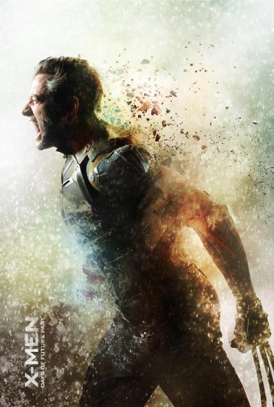 X Men Days of Future Past Poster F