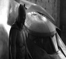 Snyder Reveals New Image of Batmobile