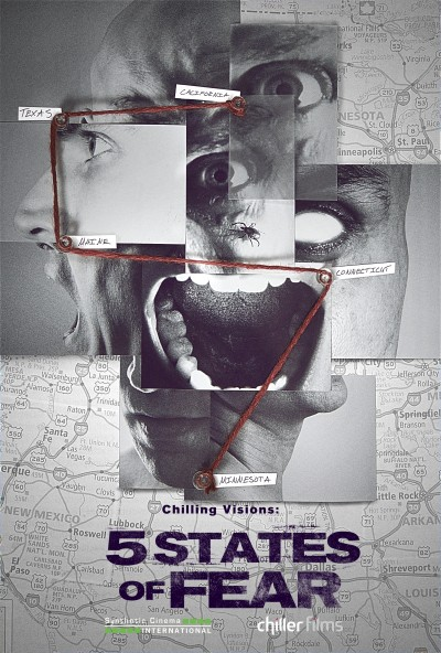 Chilling Visions 5 States of Fear Poster