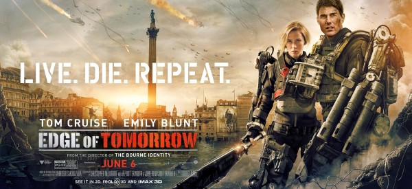 Edge of Tomorrow Poster #8