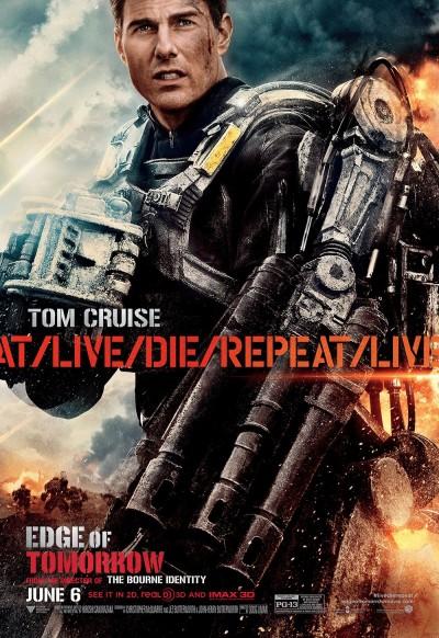 Edge of Tomorrow Poster #9