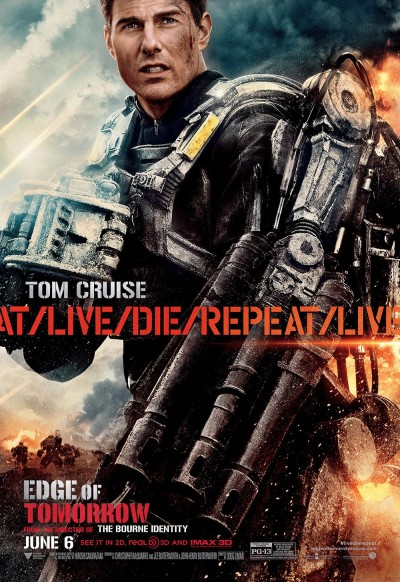 Edge of Tomorrow Poster #9