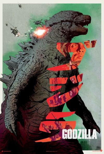 Godzilla Poster #15