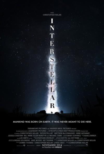 Interstellar Poster #1