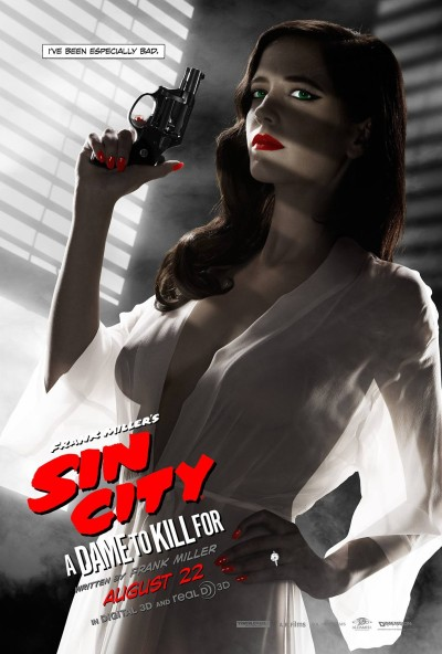 Sin City A Dame to Kill For Poster #10