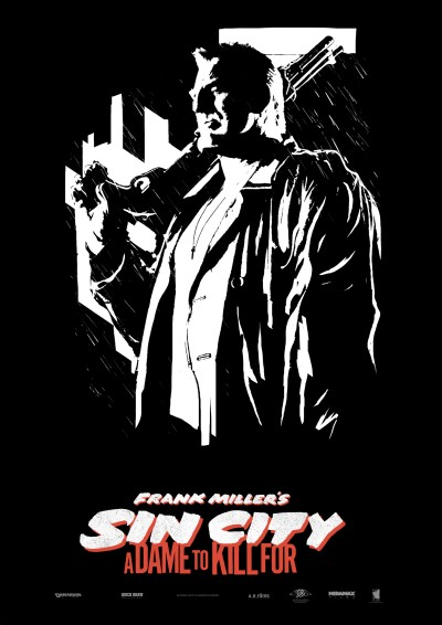 Sin City A Dame to Kill For Poster #3