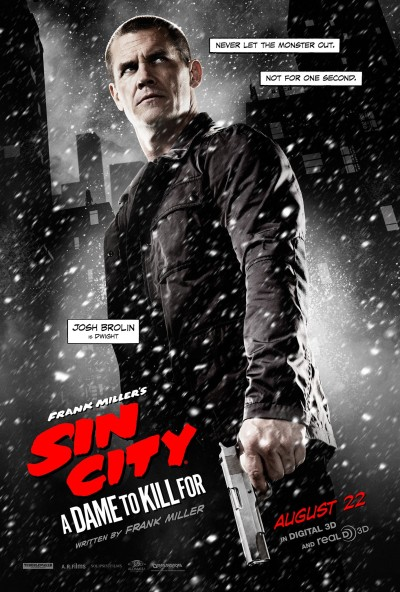 Sin City A Dame to Kill For Poster #5