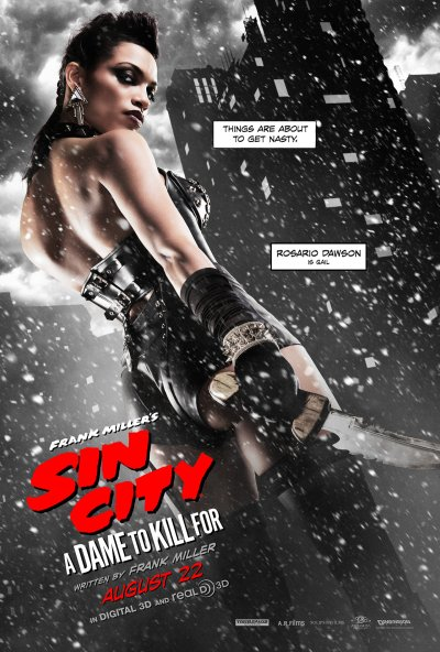 Sin City A Dame to Kill For Poster #6