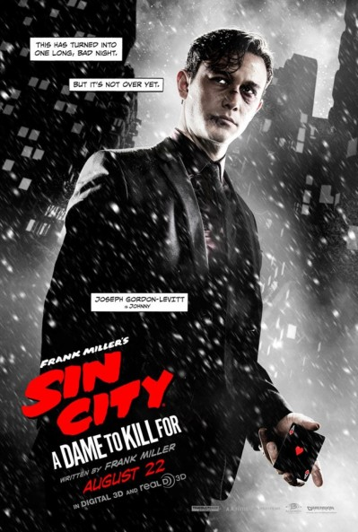 Sin City A Dame to Kill For Poster #9