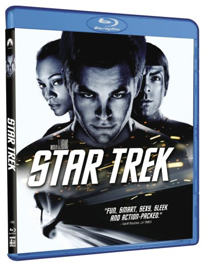 Star Trek 2009 Blu-ray