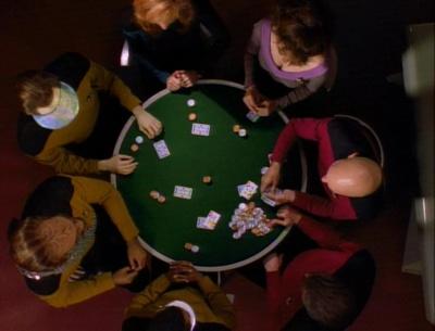 Star Trek TNG All Good Things Image 1