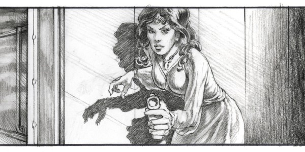 Star Wars Story Boards The Original  Trilogy e