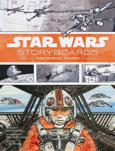 Star Wars Story Boards