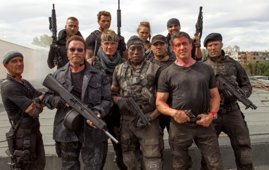 The Expendables 3 Cast Image
