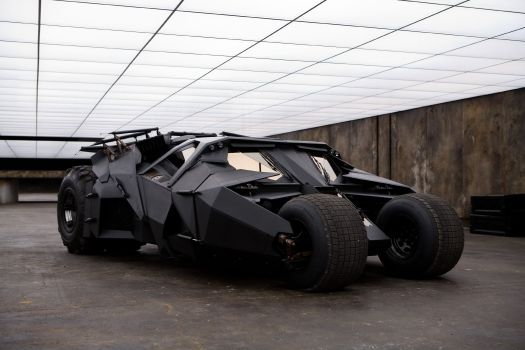 The Tumbler Nolan Movies