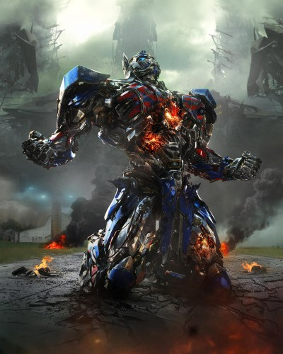 Transformers Age of Extinction, in theaters 6/27/14