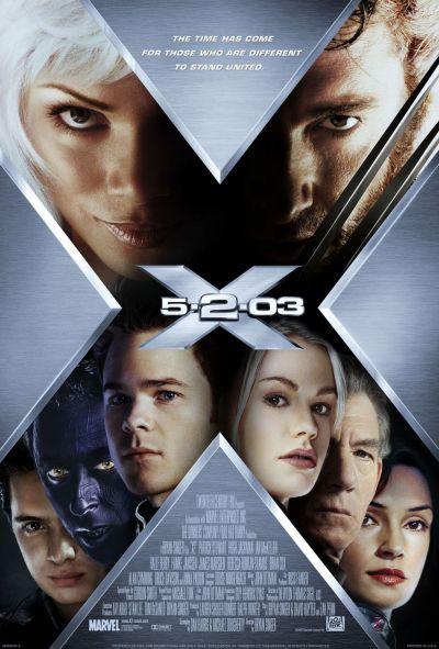 X-Men 2 A Poster