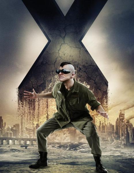 X Men Days Of Future Past CP 8