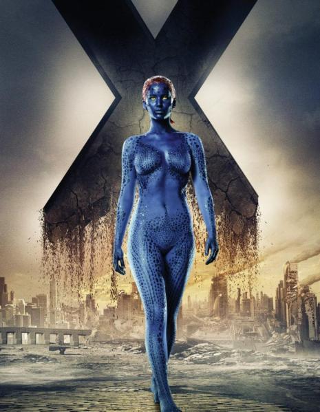 X Men Days Of Future Past CP 9