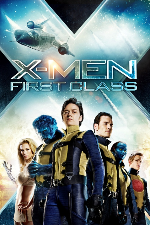 X-men First Class Movie Poster