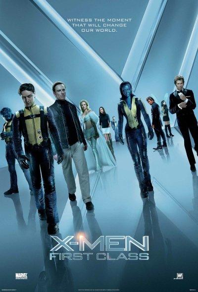 X-Men First Class Poster A