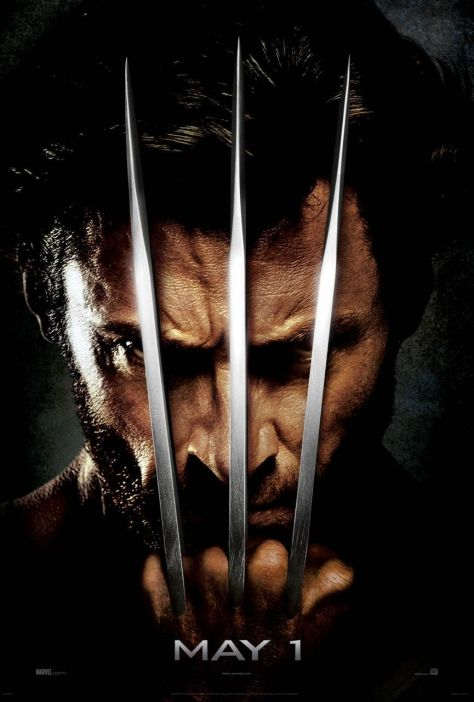 X-Men Origins Wolverine A Poster