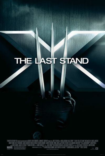 X-Men The Last Stand Poster