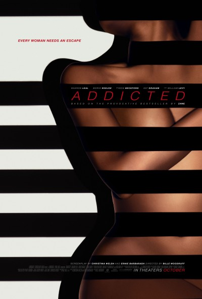 Addicted Poster