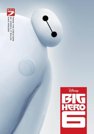 Big Hero 6 Poster #2