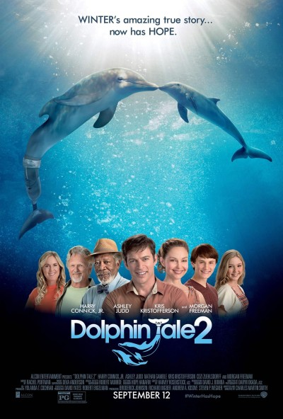 Dolphin Tale 2 Poster #2
