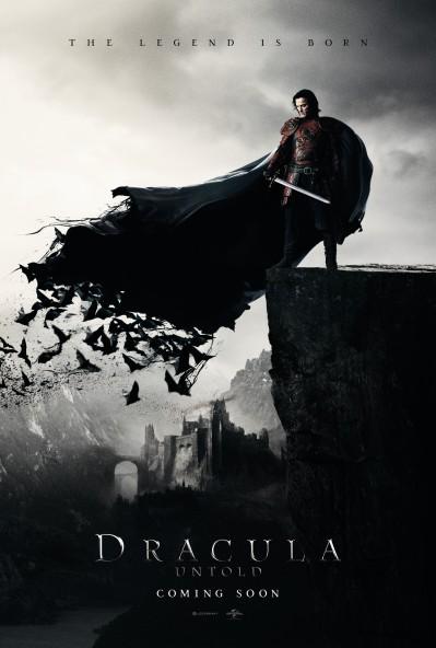 Dracula Untold Poster #1