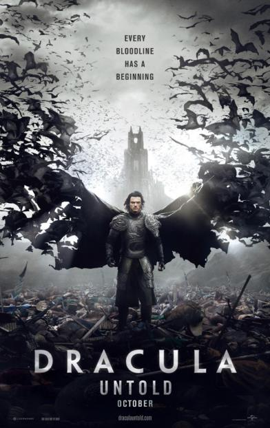 Dracula Untold Poster #2