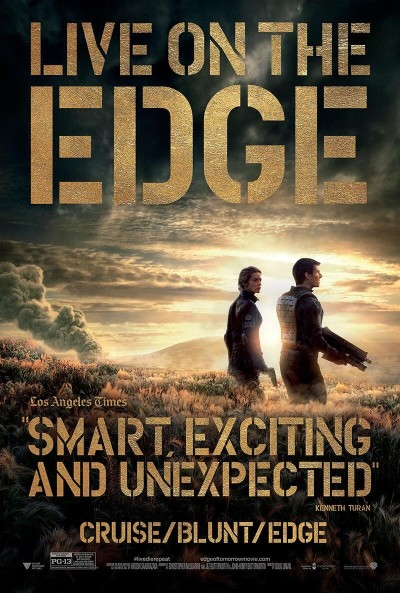 Edge of Tomorrow Poster #16