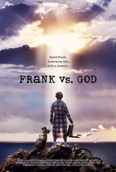 Frank vs. God Poster