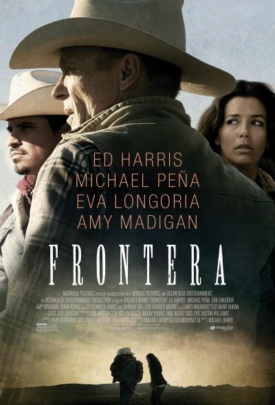 Frontera Poster