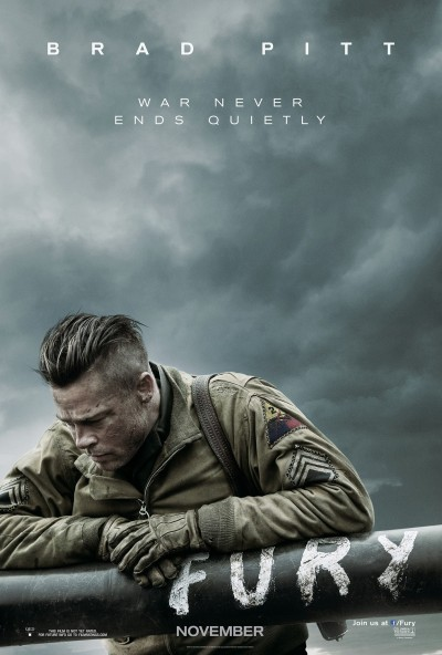 Fury Poster #1