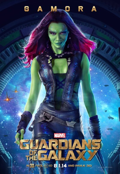 Guardians of the Galaxy Poster #5