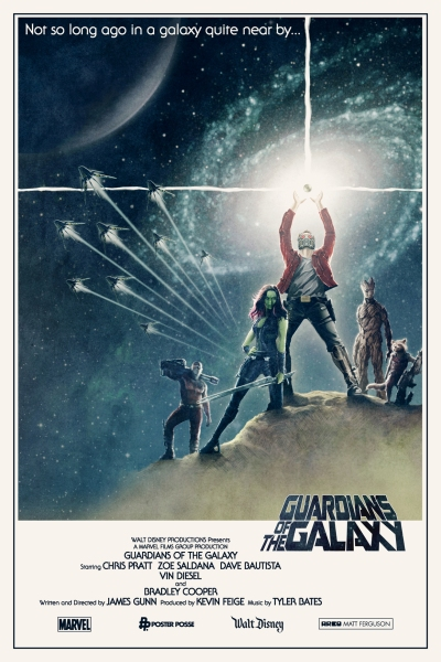 Guardians of the Galaxy Star Wars